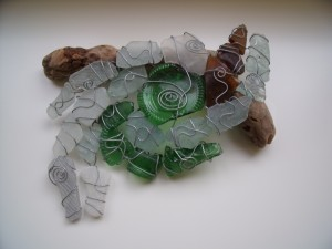Sea Glass Swirl