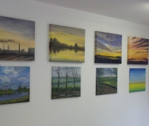 Fen Paintings