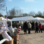 The Sun Shines at Cove's Arts & Crafts Market